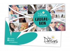 Boli Media cadeaubon By Daisies
